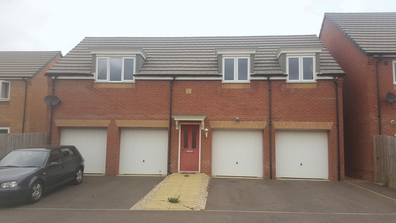 2 bed house to rent in Hercules Way, PE2