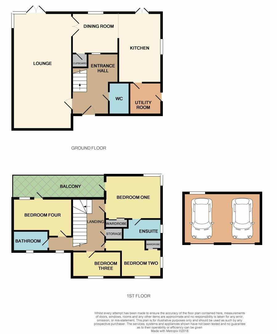 4 bed house for sale in Winsor Crescent - Property Floorplan