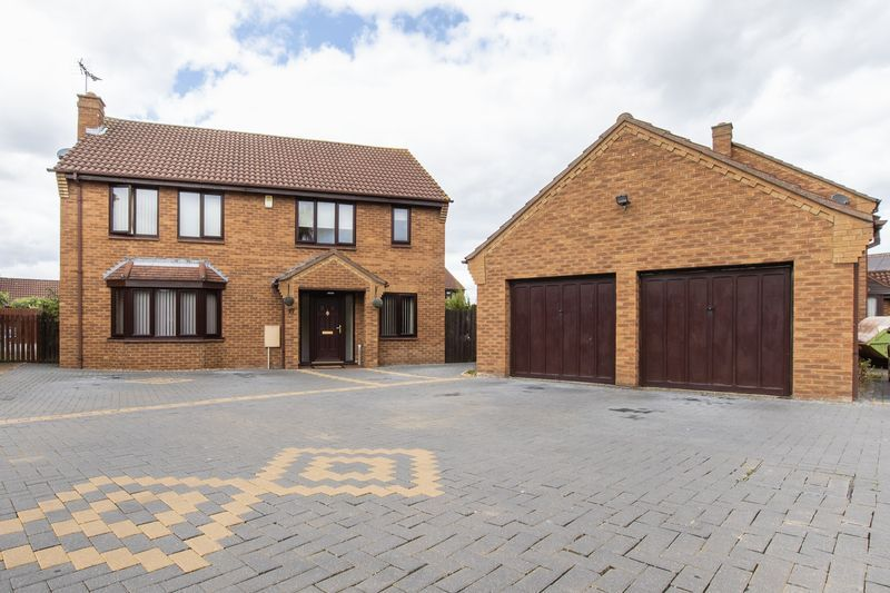 5 bed house for sale in Barkston Drive 20